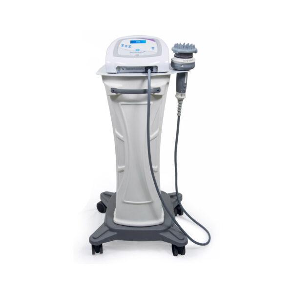 MODELLATA Terapia vibro-oscilatoria Es un equipo que fomenta la terapia vibro-oscilatoria, combinando fuerzas verticales y paralelas para fomentar una profunda movilización en los tejidos