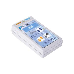 Neurodyn Portable TENS es un estimulador neuromuscular transcutáneo destinado a los tratamientos de rehabilitación física. Está compuesto por la corriente TENS
